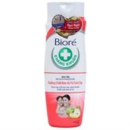 Sữa tắm Biore diệt khuẩn Kiwi & Lê 220g