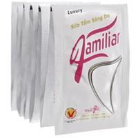 Sữa tắm sáng da Familiar gói 5.5ml (dây 10 gói)