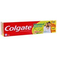 Kem đánh răng Colgate Vitamin C 170g
