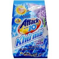 Bột giặt Attack khử mùi hương Oải hương 3.8kg