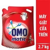 Nước giặt Omo Matic túi 2.7kg (máy giặt cửa trên)