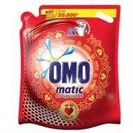 Nước giặt Omo Matic túi 2.6 lít (máy giặt cửa trên)