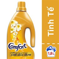 Nước xả Comfort Tinh dầu thơm Tinh tế chai 1.8 lít