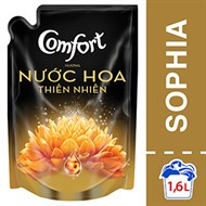 Nước xả Comfort hương nước hoa Sofia túi 1.6 lít