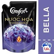 Nước xả Comfort hương nước hoa Bella túi 1.6 lít
