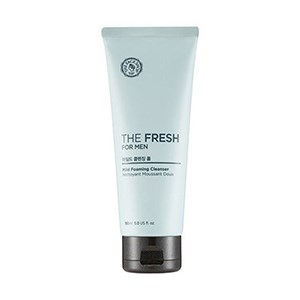 Sữa rửa mặt kiểm soát nhờn TheFaceShop The Fresh For Men Mild Foaming Cleanser 150ml