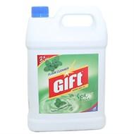 Nước lau sàn Gift hương Bạc Hà can 4kg