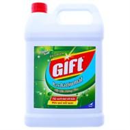 Nước tẩy rửa nhà tắm Gift hương bạc hà chai 4kg