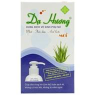 Dung dịch vệ sinh phụ nữ Dạ Hương Lô hội 120ml