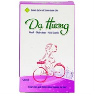 Dung dịch vệ sinh phụ nữ Dạ Hương 50ml