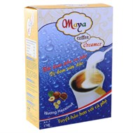 Bột kem cà phê Maya hương Hazelnut hộp 170g