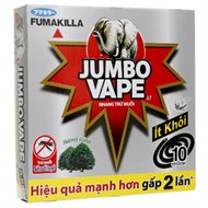 Nhang muỗi Jumbo Vape Ít khói