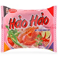 Mì Hảo Hảo hương vị Tôm chua cay gói 75g