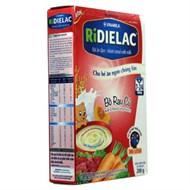 Bột ăn dặm Ridielac Bò Rau Củ cho trẻ từ 7-24 tháng 200g