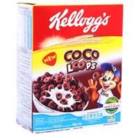 Bột ngũ cốc dinh dưỡng Kellogg's Coco Loops hộp 30g