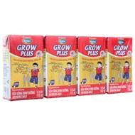 Sữa uống dinh dưỡng Dielac Grow Plus hộp 110ml( lốc 4 hộp)