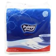 Khăn ăn Pulppy Paper Napkin 1 lớp