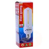 Bóng đèn Compact 3U Điện Quang 18W