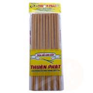 Đũa gỗ sen đá Thuận Phát (10đôi)