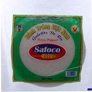 Bánh tráng 16cm Safoco 200g