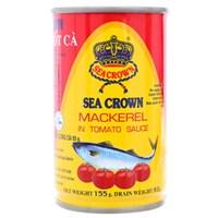 Cá Nục Sốt Cà Sea Crown lon 155g