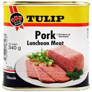 Thịt heo Lucheon Meat Clasic Tulip 340g