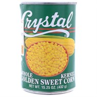Bắp hộp Crystal
