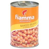 Đậu sốt cà Fiamma 240g