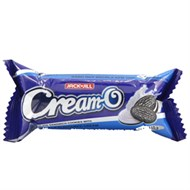 Bánh quy Cream-O sôcôla kem vani thanh 54g