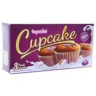 Bánh bông lan Cupcake Khoai Môn hộp 75g