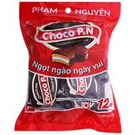 Bánh bông lan Choco P&N gói 216g