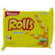 Bánh Richeese Roll's phô mai gói 48g