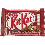 Bánh xốp Kitkat phủ Socola gói 35g