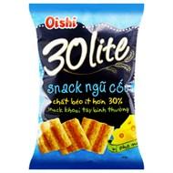Snack ngũ cốc Oishi vị phô mai gói 40g