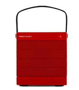 Loa Bluetooth Amethyst MD3 Đỏ