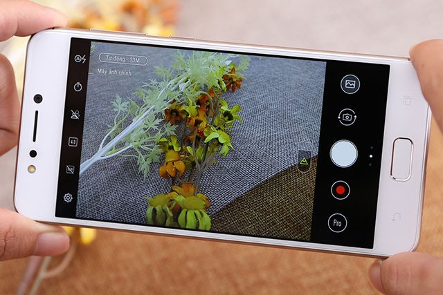 Camera Asus Zenfone 4 Max ZC520KL