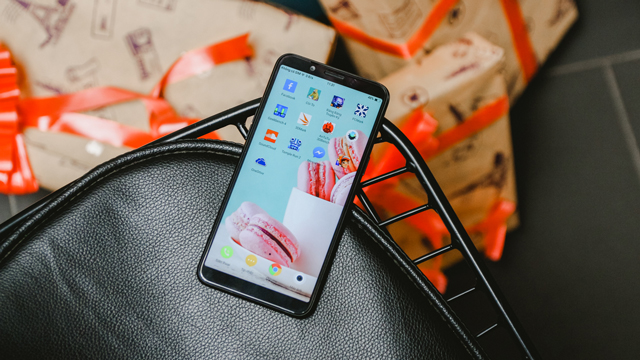 Giao diện Oppo A83
