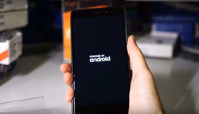 Thiết kế Nokia 6 (2018)