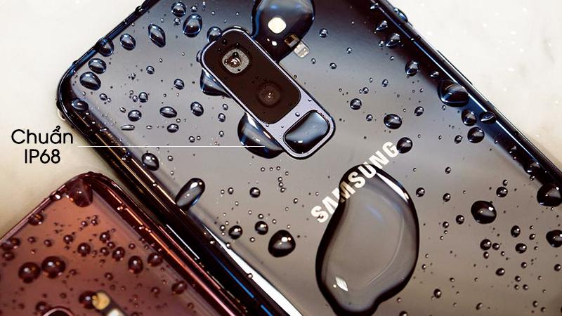 Chống nước Samsung Galaxy S9 Plus 64GB - Thegioididong.com