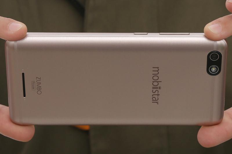 Điện thoại Mobiistar Zumbo Power