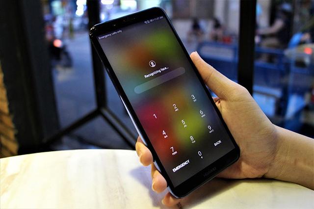 Huawei Y7 Pro (2018) thoải mái cho bạn sử dụng cả ngày