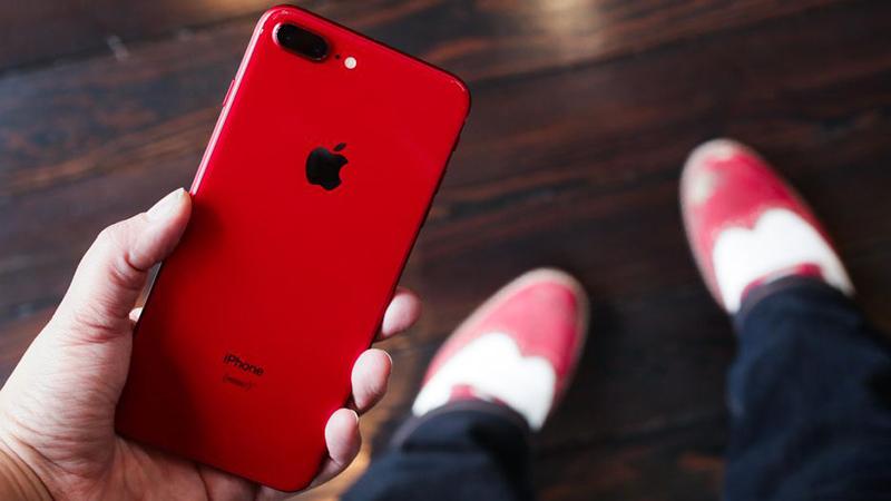 iPhone 8 Plus đỏ