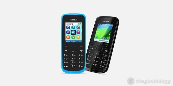 Nokia 109 - Đa năng, tiện dụng