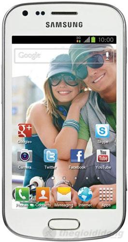 Màn hình sắc nét của Samsung Galaxy Trend S7560