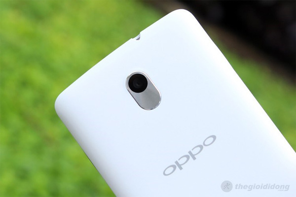 Camera của Oppo Find Muse chỉ 3MP