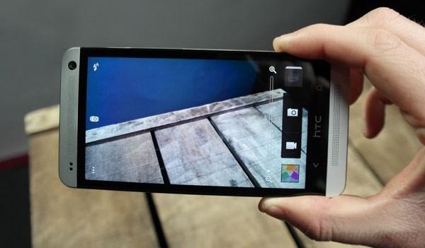 HTC One với cảm biến mới UltraPixel tối ưu ánh sáng cho bức ảnh