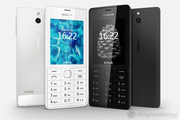 Nokia 515 mang phong cách mới, mạnh mẽ hơn