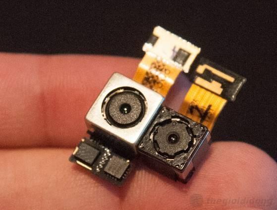 Nexus 5 với camera 8MP OIS ổn định hình ảnh quang học