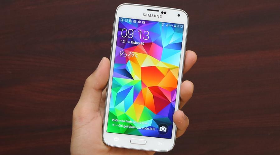 Màn hình của Samsung Galaxy S5 G900