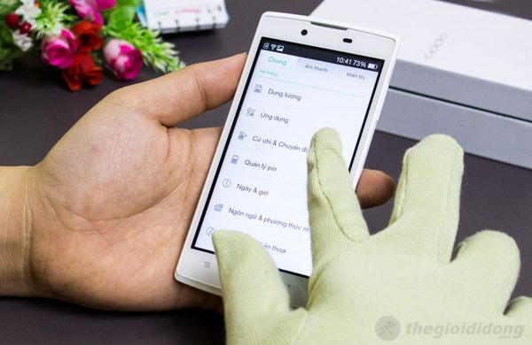 Oppo Neo ColorOS trên nền Android 4.2